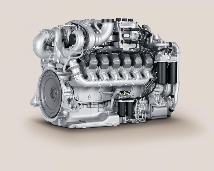 Die Bergbau-Motoren der MTU-Baureihe 2000 decken als 12- und 16-Zylinder-Varianten einen Leistungsbereich von 783 bis 1.163 Kilowatt ab und werden für die Emissionsstufe EPA Tier 4 interim erhältlich sein. Sie erfüllen die US-Norm mittels Abgasrückführung (AGR), 2-stufiger Aufladung, Common-Rail-Einspritzung und Dieseloxidationskatalysator (DOC).