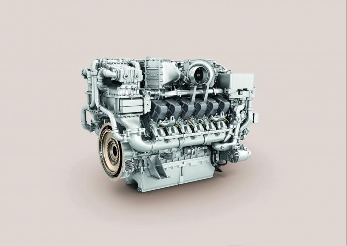 Die MTU-Motoren der Baureihe 4000 für die Abgasrichtlinie EPA Tier 4 halten die US-Emissionsrichtlinie mittels AGR, 2-stufiger Aufladung und Common-Rail-Einspritzsystem ein. Die Baureihe deckt als 12-, 16- und gegebenenfalls als 20-Zylindervariante einen Leistungsbereich von 1.150 bis zu 3.000 Kilowatt ab.