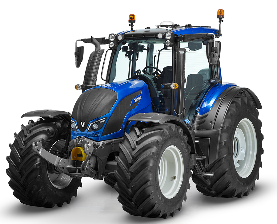 Valtra wins Red Dot Design Awards again in 2017