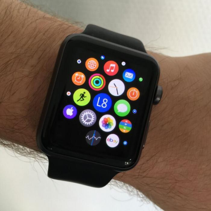 SuPCIS-L8 AppleWatch