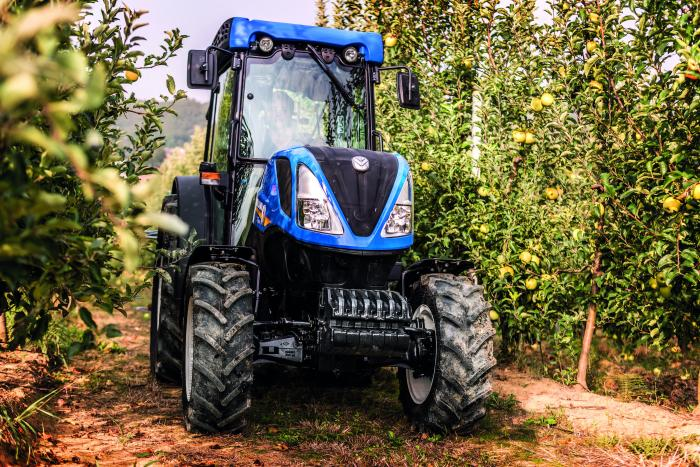New Holland renews specialty tractor offering with new T4