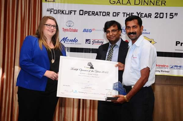 Could your forklift drivers be the best in the world? RTITB seeks top lift truck drivers for international award
