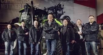 Nokian Reifen und Valtra brechen den Guinness Weltrekord für den schnellsten Traktor: 130.165 km/h