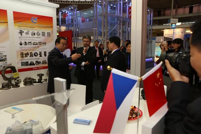 China präsentiert sich auf der MSV als offizielles Gastland
