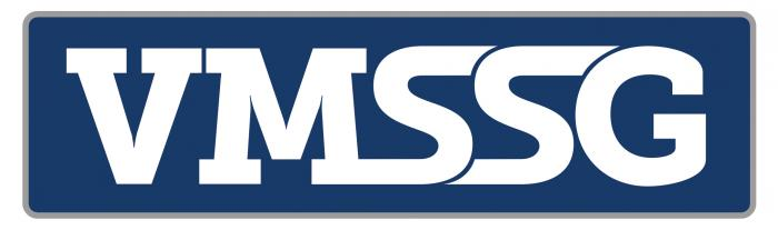 "Logo von VMSSG ""The Vehicle & Machinery Security & Safety Group"""