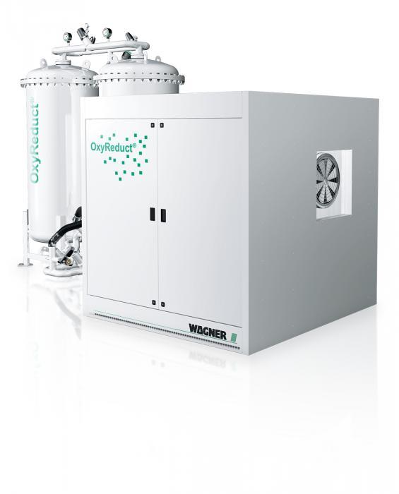 Die innovative Brandvermeidungstechnologie OxyReduct® VPSA verhindert Brände, bevor sie entstehen. Für Lagerbereiche entwickelt sich das System zusehends zur Standardlösung im Brandschutz.