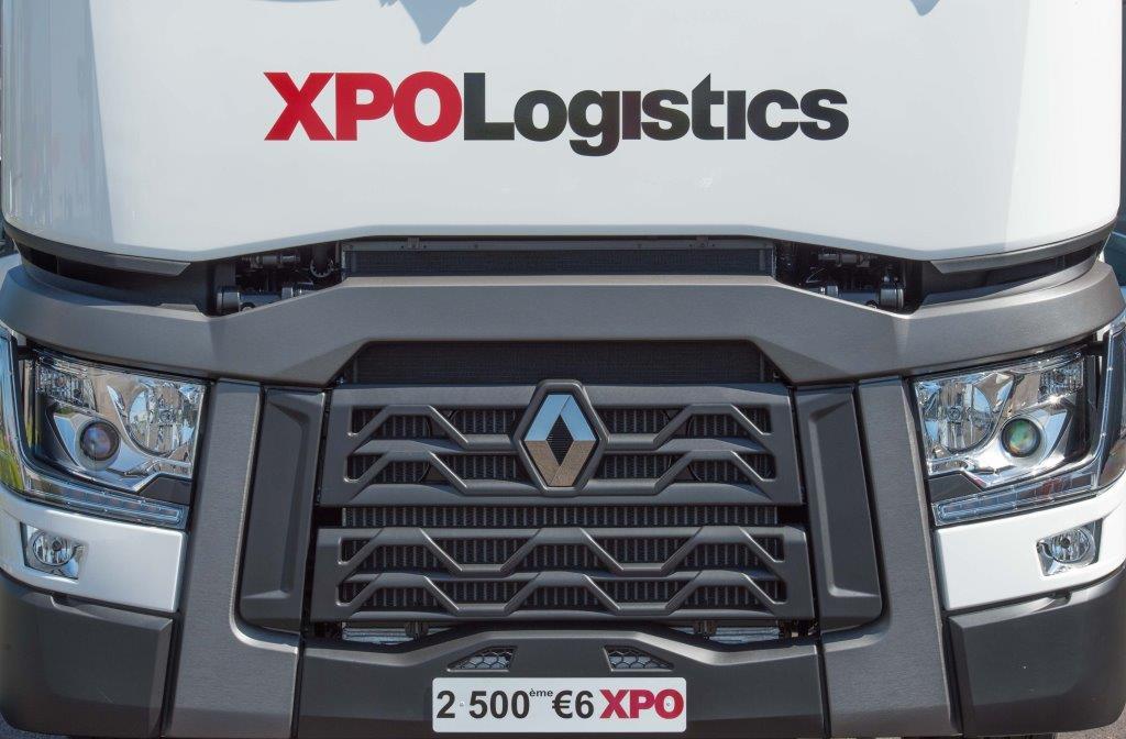 XPO Logistics investiert mehr als 100 Millionen Euro in Lkw von Renault Trucks.