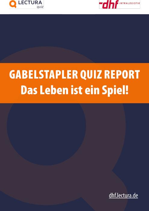Gabelstapler Quiz report