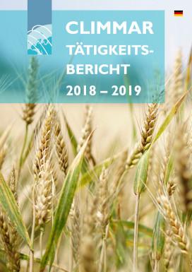 CLIMMAR Aktivitätsreport 2018-2019