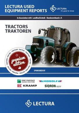 Gebrauchtmaschinen Report Traktoren