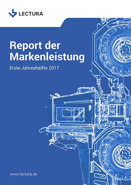 Report der Markenleistung - Erste Jahreshälfte 2017