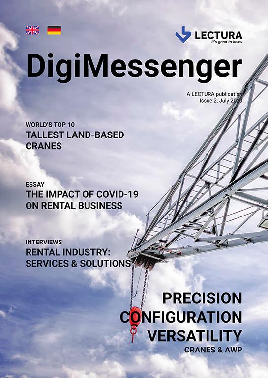 DigiMessenger, Ausgabe 2, Juli 2020
