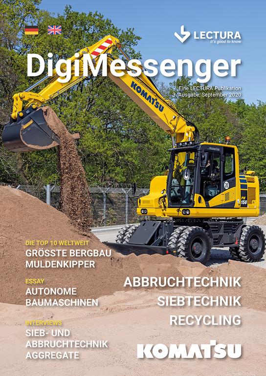 DigiMessenger, Ausgabe 3, September 2020