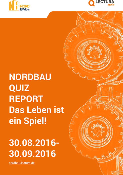 NordBau Quiz 2016 Report