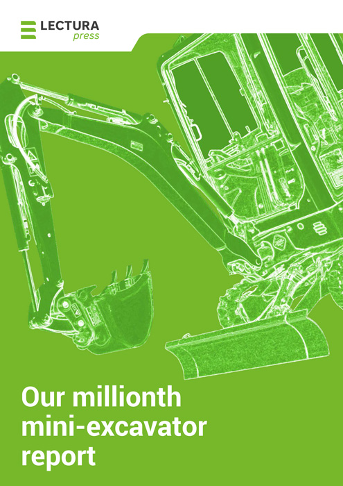 Over 1.000.000 mini Excavators visits and counting