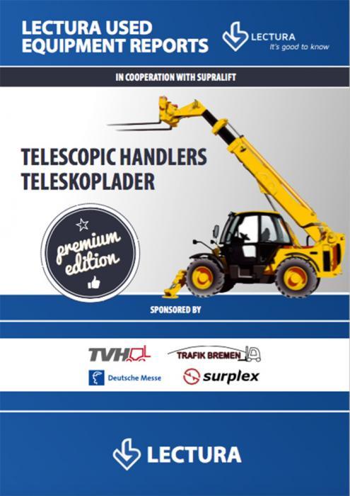 Gebrauchtmaschinen-Report Teleskopen