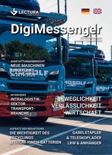 DigiMessenger, Ausgabe 4, Dezember 2020