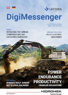 DigiMessenger, Ausgabe 1, Feb.-Apr. 2020